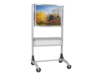 BALT Platinum Series Plasma/LCD TV Cart Cart for flat panel and audio/video components steel