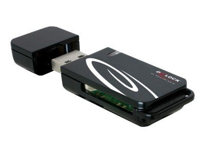 USB 2.0 CardReader 18 in 1