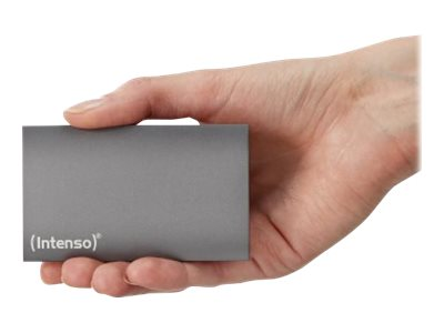 "Intenso - Premium Edition - Solid-State-Disk - 1 TB - extern (tragbar) - 1.8"" (4.6 cm)"