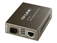 TP-Link MC112CS WDM Fast Ethernet Media Converter (SC, Single-mode)
