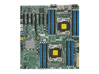 SUPERMICRO X10DRH-iT - Motherboard