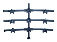 Premier Mounts MM-BH429 Mounting kit (grommet mount, pole, 3 bow mounting arms) for 9 monitors
