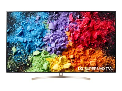 LG 65SK9500PUA 65INCH Class (64.5INCH viewable) LED TV Smart TV ThinQ AI