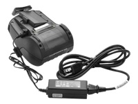 Zebra - Power adapter - AC - Brazil - for QLn 220, 320, 420; ZQ500 Series ZQ510, ZQ520; ZQ600 Series ZQ610, ZQ620