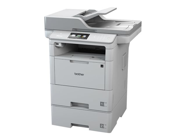Image of Brother MFC-L6800DWT - multifunction printer (B/W)