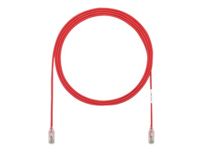 Panduit TX6-28 Category 6 Performance - patch cable - 30.5 cm - red