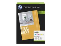 HP 903XL Office Value Pack - 3er-Pack