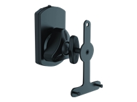 Picture of NewStar NeoMounts Sonos Play 1 & Play 3 speaker wall mount - Black - wall mount (NM-WS130BLACK)