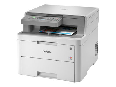 Imprimantes laser neuves Brother DCP-L3510CDW - imprimante multifonctions - couleur