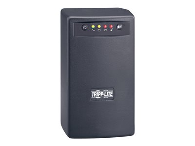 Tripp Lite UPS Smart 550VA 300W Battery Back Up Tower AVR 120V USB RJ11 UPS AC 120 V