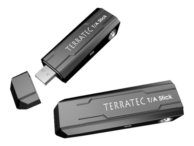 TERRATEC Cinergy T/A Stick - Digitaler/analoger TV-/Radioempfänger - DVB-T - HDTV - USB 2.0