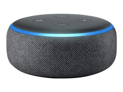 Amazon Echo Dot 3 anthracite Intelligent Assistant Speaker