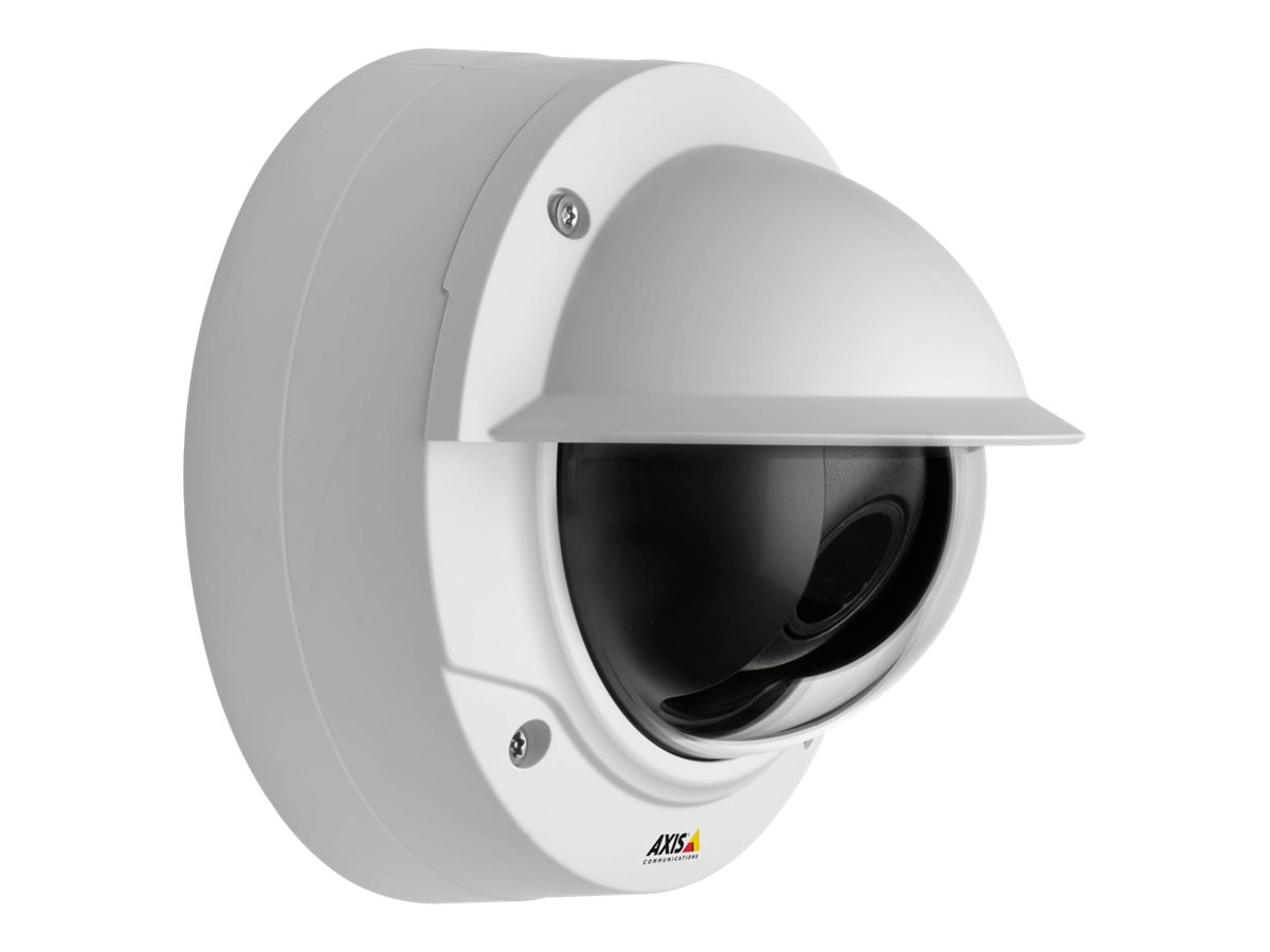 AXIS P3225-VE MKII Network Camera - network surveillance camera - dome