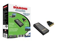 Diamond BVU3500H External video adapter USB 3.0 HDMI