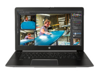 "HP ZBook Studio G3 Mobile Workstation - Ultrabook - Core i7 6700HQ / 2.6 GHz - Win 7 Pro 64-bit (includes Win 10 Pro 64-bit Licence) - 8 GB RAM - 256 GB SSD HP Z Turbo Drive - 15.6"" IPS 1920 x 1080 (Full HD) - Quadro M1000M / HD Graphics 530 - Wi-Fi, Bluetooth - Space Silver"