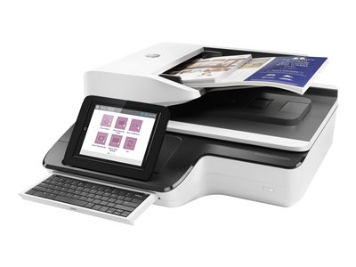 HP ScanJet Enterprise Flow N9120 fn2 Document scanner Duplex A3/Ledger 600 dpi x 600 dpi