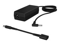 HP Smart AC Adapter - Power adapter - 65 Watt - Europe - for HP 3005pr USB 3.0 Port Replicator; 215 G1, 24X G1, 24X G2, 25X G1, 25X G2, 3005, 31XX