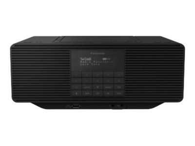 Panasonic RX-D70BT DAB bærbar radio Sort