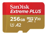 Picture of Extr microSDXC 256GB+SD RescPro170MB/s