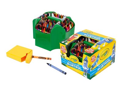 Crayola Ultimate Crayon assorted colors pack of 152