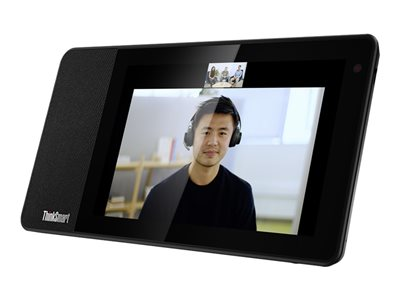 "Lenovo ThinkSmart View for Zoom - smart display - LCD 8"" - wireless"