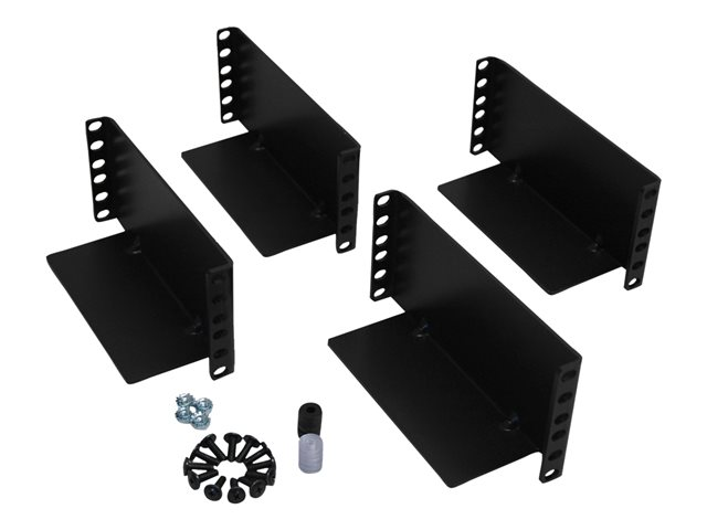 Tripp Lite 2-Post Rackmount Installation Kit for 3U and Larger UPS, Transformer and BatteryPack Components