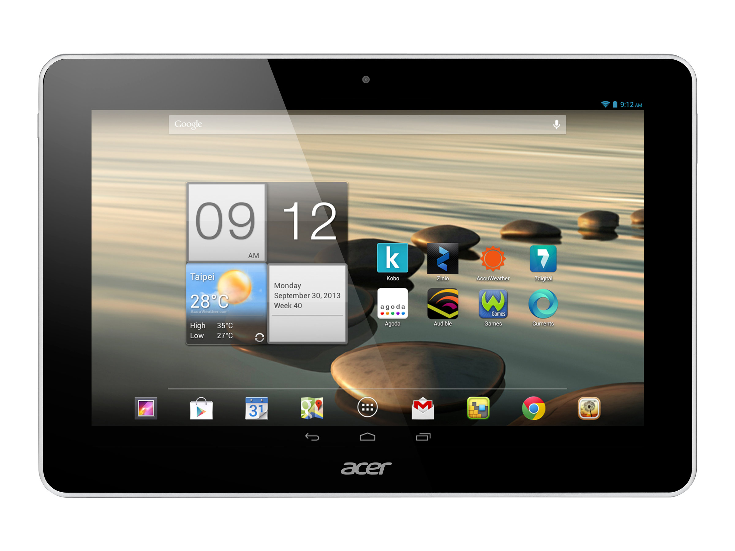 """Acer ICONIA A3-A10-81251G03n - tablet - Android 4.2 (Jelly Bean) - 32 GB - 10.1"""""""
