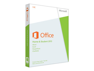 Lenovo Microsoft Office Home and Student 2013 Box pack 1 PC non-commercial