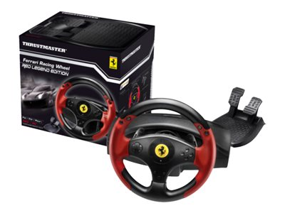 Thrustmaster Ferrari Red Legend Edition Rød Sort