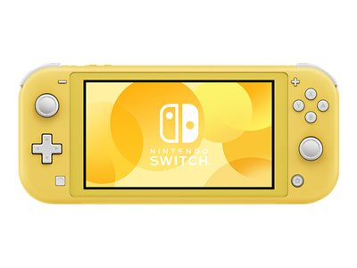 Nintendo Switch Lite Handheld game console yellow