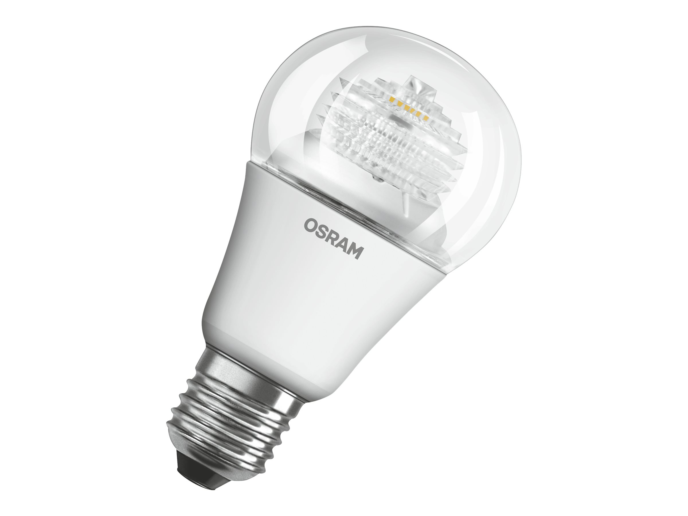 OSRAM PARATHOM advanced CLASSIC A - LED-Glühlampe - Form: A60 - klar Finish - E27 - 10 W (Entsprechung 60 W)