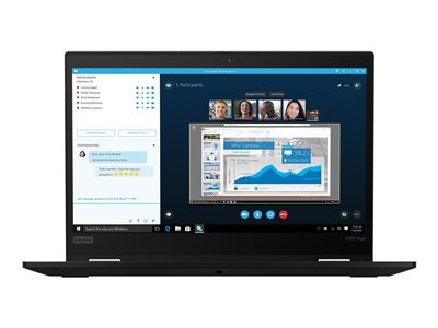 Lenovo ThinkPad X390 Yoga 13.3' I7-8565U 256GB Intel UHD Graphics 620 Windows 10 Pro 64-bit