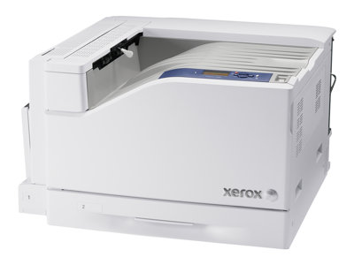 Xerox Phaser 7500DN - Printer - colour - Duplex - LED - 320 x 1200 mm - 1200 dpi - up to 35 ppm (mono) / up to 35 ppm (colour) - capacity: 600 sheets - USB, Gigabit LAN