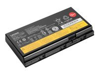 Lenovo ThinkPad Battery 78++ - Notebook battery - 1 x lithium ion 8-cell 96 Wh - for ThinkPad P70 20ER, 20ES; P71 20HK, 20HL