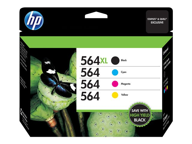 HP 564 564XL (N9H60FN 140)   Cartouches d imprimante   Inso.ca 83cac6fb2947