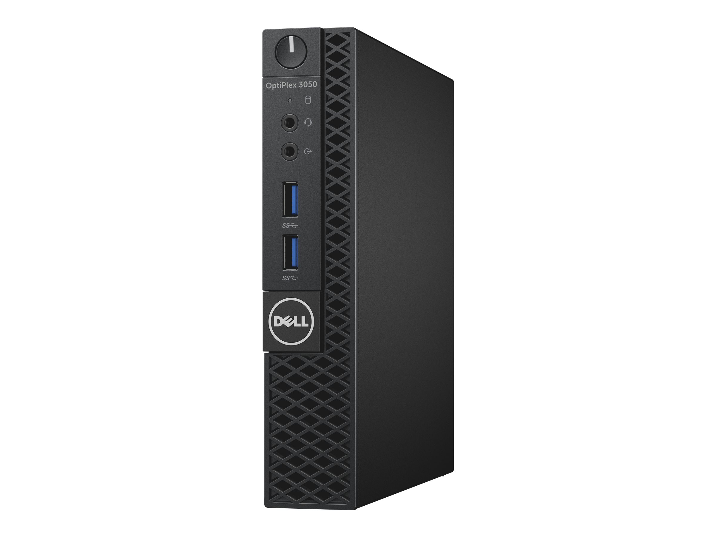 Dell OptiPlex 3050 - micro - Core i5 7500T 2.7 GHz - 8 GB - 256 GB