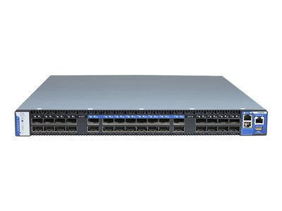 Mellanox MetroDX TX6000 Switch managed 32 x FDR-10 InfiniBand QSFP side to side airflow