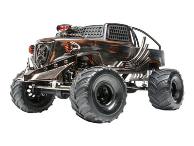 - Barrage Doomsday 4WD 1.9 Scaler Brushed RTR