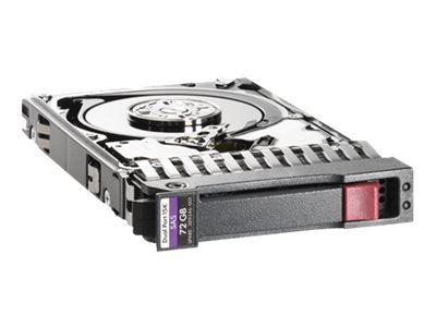 HPE Dual Port Enterprise - hard drive - 900 GB - SAS 6Gb/s