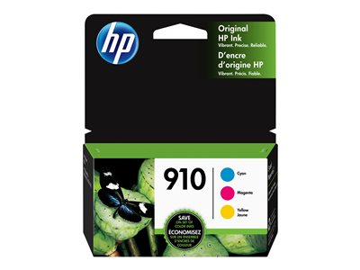 HP 910 Combo Pack