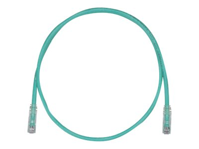 Panduit TX6 PLUS patch cable - 8.53 m - green