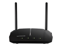 NETGEAR R6120 - Wireless router - 4-port switch - GigE - 802.11a/b/g/n/ac - Dual Band