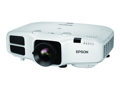 Epson PowerLite 5520W 3LCD projector 5500 lumens (white) 5500 lumens (color)