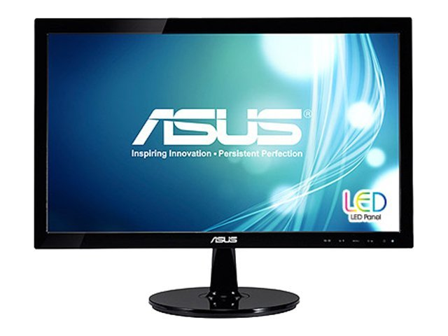 ASUS VS208N-P - LED monitor - 20""