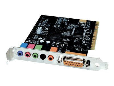 Diamond Xtreme Sound XS51 Sound card 16-bit 48 kHz 5.1 PCI