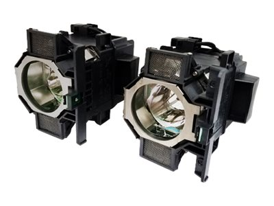 Brilliance by Total Micro Projector lamp (equivalent to: Epson ELPLP82, Epson V13H010L82)