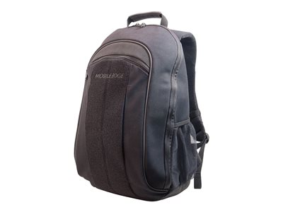 Mobile Edge ECO Canvas Backpack Notebook carrying backpack 14.1INCH black