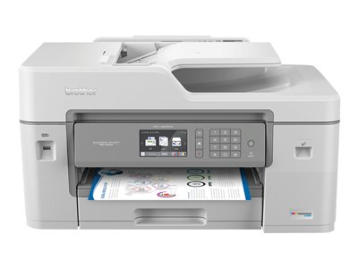 Brother MFC-J6545DWXL Multifunction printer color ink-jet 11.69 in x 35.43 in (original)