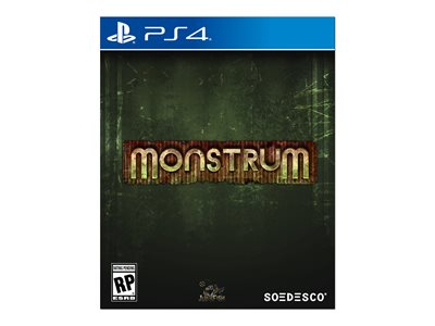 Monstrum - Sony PlayStation 4
