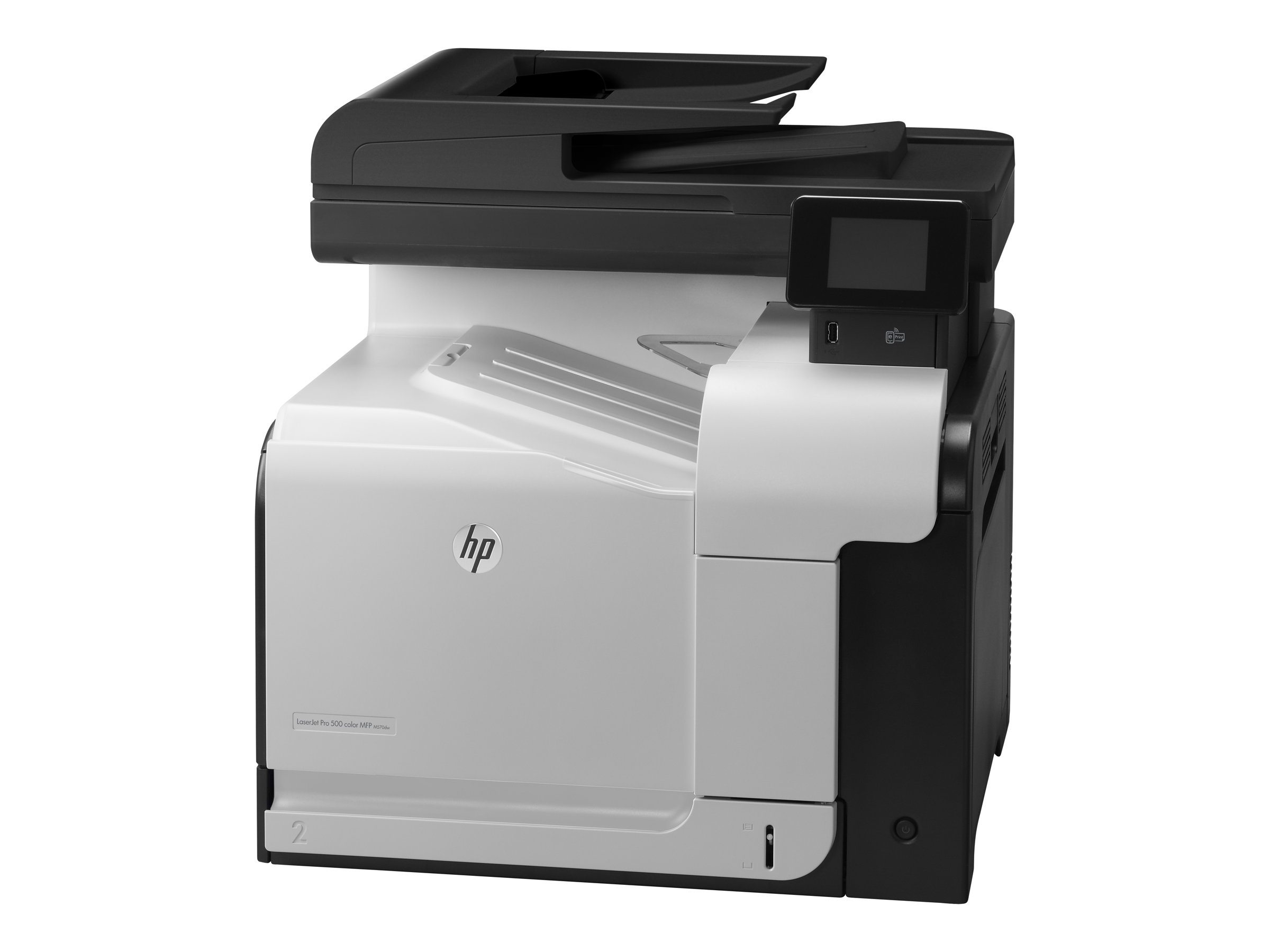 HP LaserJet Pro MFP M570dw - Multifunktionsdrucker - Farbe - Laser - Legal (216 x 356 mm) (Original) - A4/Legal (Medien)